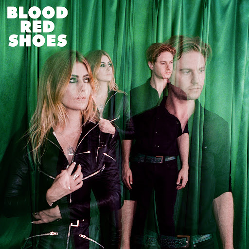 Blood Red Shoes альбом Howl