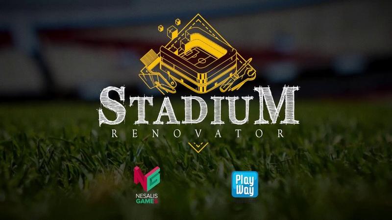 Stadium Renovator Trailer