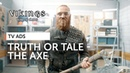 Vikings: War of Clans - Truth or Tale - the Axe
