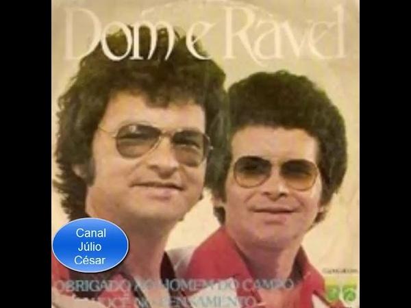 Dom Ravel - Compacto 78 rpm / 1978