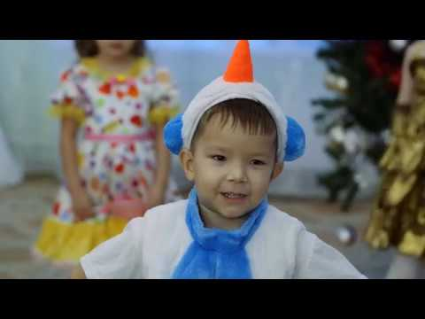 Видеосъёмка Новогоднего утренника в детском саду Йошкар-Ола