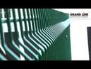 Монтаж модульных и сварных ограждений Grand Line