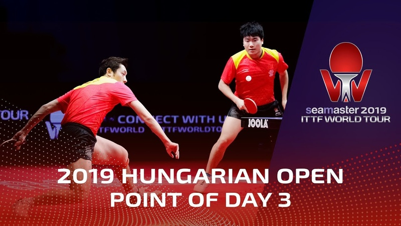 Point of the Day 3 | 2019 Hungarian Open