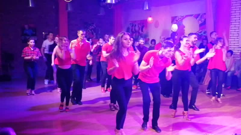 Salsa on2 rostofff 2017