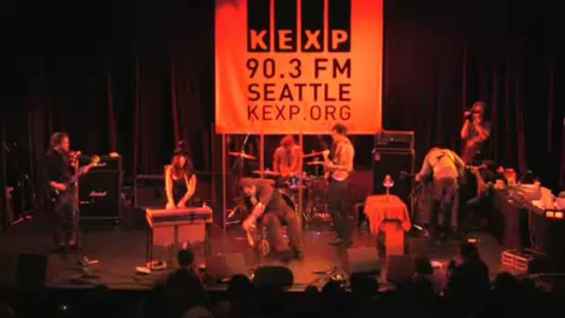 Black Eyes Neckties - Grace Note (Live @ KEXP)