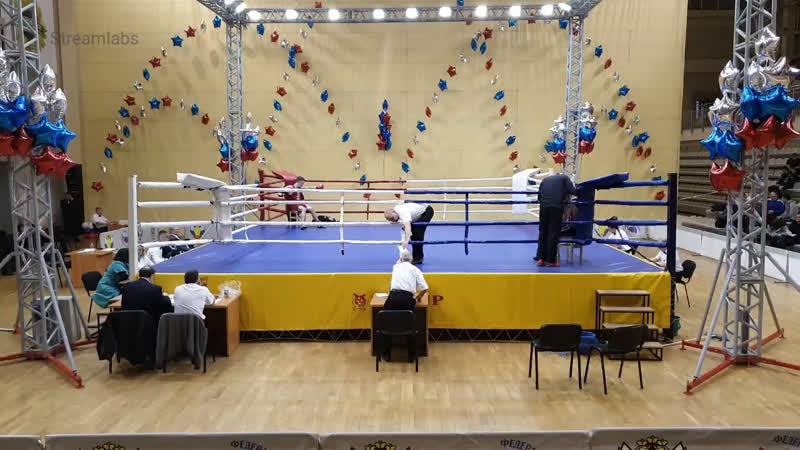 Spbboxing.live: турнир класса А на призы ЗМС В. Шишова в Самаре.