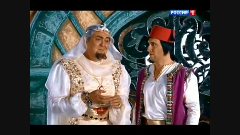 Новые приключения Аладдина _ Новогодняя сказка _ 2011год.