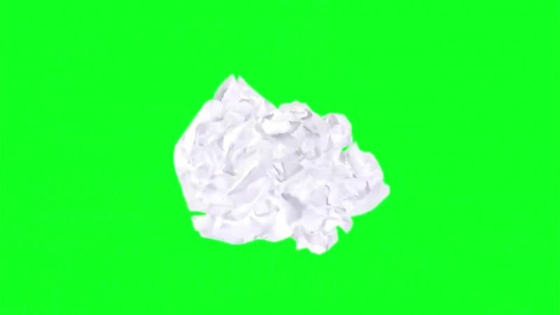 ПЕРЕХОД МЯТАЯ БУМАГА - transition is the crushed paper.mp4
