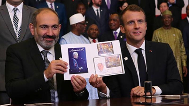 Вы знаете, какое важное место занимает Армения в сердцах французов Эммануэль Макрон