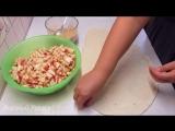 БЕЗ ТЕСТА Выпечка с яблоками на скорую руку Быстро Просто и Вкусно