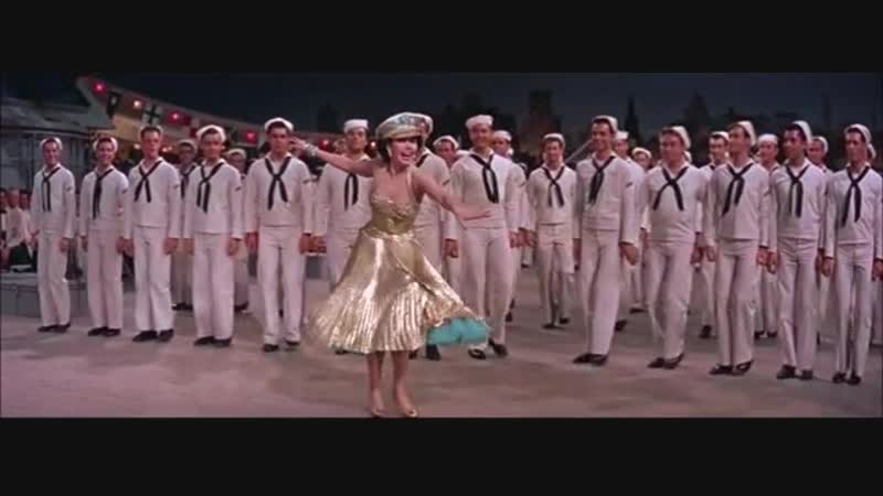 Аврал на палубе HIT THE DECK 1955 год США Энн Миллер