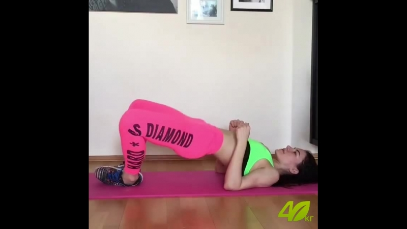 ТОП-5 упражнений для попы