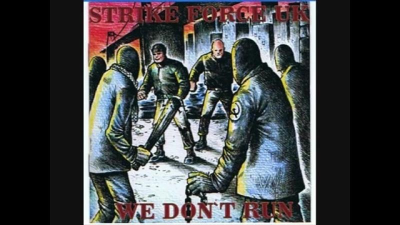 Strikeforce UK - We Don't Run
