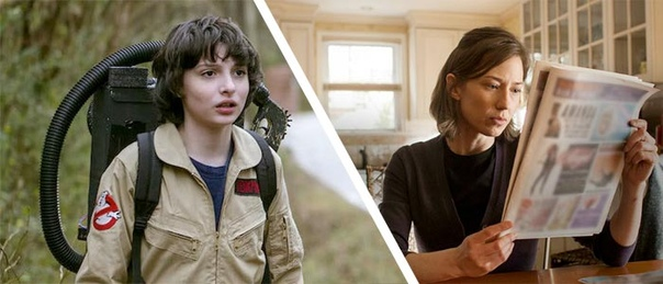 Финн Вулфард и Кэрри Кун сыграют в «Охотниках за привидениями 3»