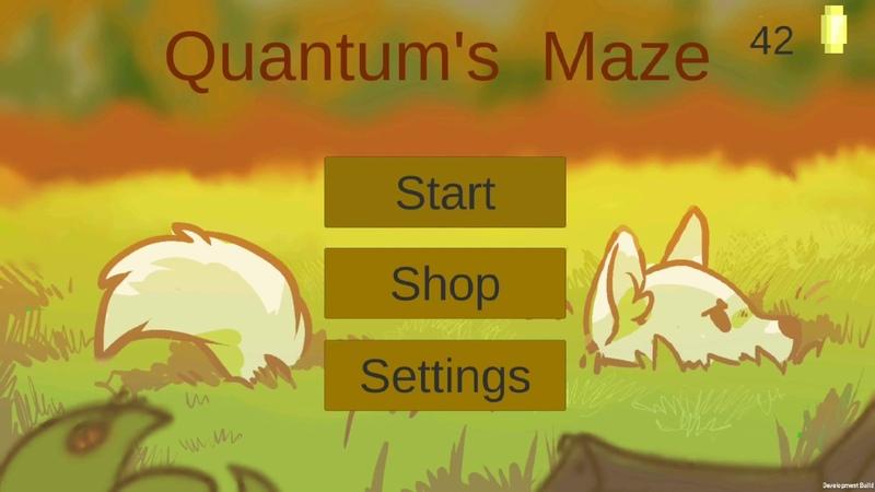 Quantum's Maze WiP