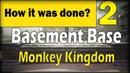 ⚡ База в подвале 2 - Царство обезьян. Как строить. Conan Exiles. ⚡