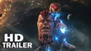 AVENGERS 4: The End Game - Tribute Trailer (2019) Brie Larson, Robert Downey Jr. [HD]