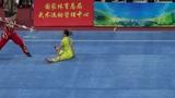 China National Wushu Games Women Duilian Jiangsu Team