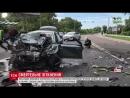 Сюжет ТСН У Чернігові в ДТП загинули чотири людини