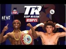 Fight Night Champion Айзек Догбо Эмануэль Наваррете Isaac Dogboe Emanuel Navarrete