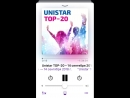 Unistar Top 20 14 09 2018 iTunes Google Podcasts