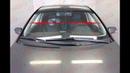 Дефлектор лобового стекла Стрелка 2 Toyota Auris I I рестайлинг 2006 2012