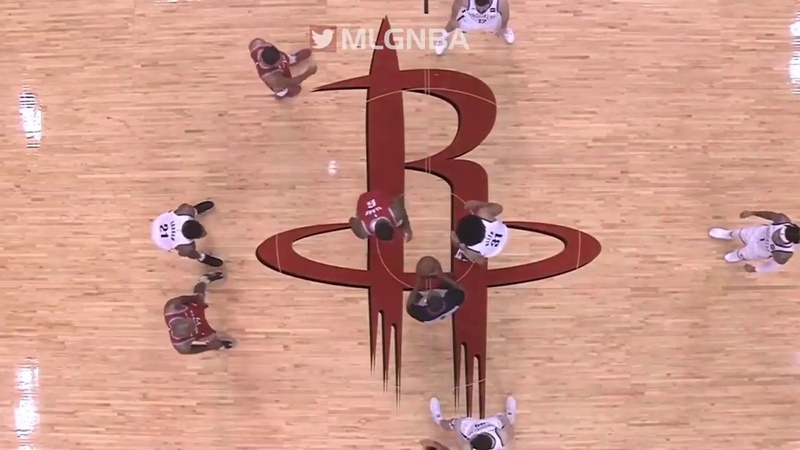 Хьюстон Рокетс - Бруклин Нетс обзор матча НБА 17/01/2019