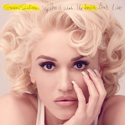 Gwen Stefani альбом This Is What The Truth Feels Like (Deluxe)