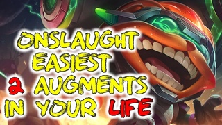 Odyssey Onslaught EASIEST 2 AUGMENTS IN YOUR LIFE