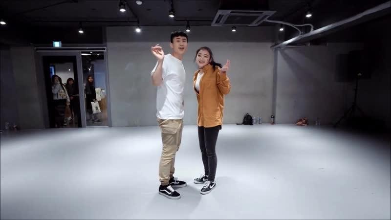 Eunho Kim Choreography Maroon 5 - Sugar
