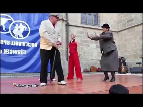 Thật Ngưỡng Mộ Những Cặp Đôi tuổi 70 nhảy Modern Talking