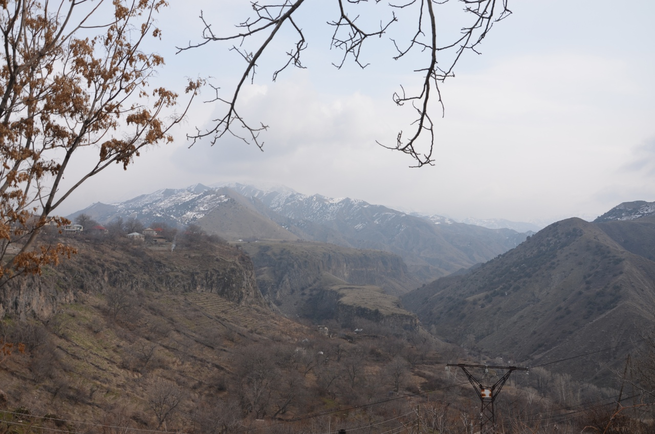 079yOUJV8UE Гарни Армения.
