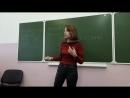 Арина Борисенко-чтецы,первый раунд отбора