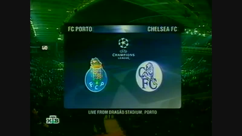 173 CL 2004 2005 FC Porto Chelsea FC 2 1 07 12 2004 HL