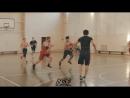 Дагестанский баскетбол с Хабибом Нурмагомедовым