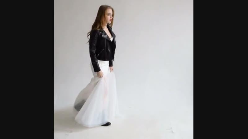 Дарья в свадебном платье от vk.com/nataliatkachenko_weddingdress