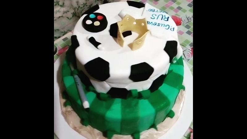 Торт для Разносторонней Девочки Умнице красавице спортсменке Коржи бисквит меренга карамель в белом шоколаде Крем сливки