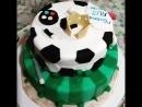 Торт для Разносторонней Девочки! Умнице, красавице, спортсменке! Коржи: бисквит меренга карамель в белом шоколаде. Крем сливки