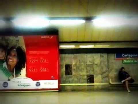 Metro de Madrid (L7) Cartagena - Parque de las Avenidas