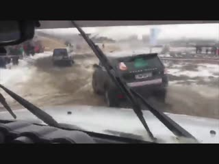 Range Rover на Кубке Маслова – 2018