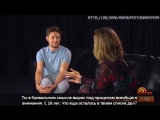 One-On-One with Niall Horan ¦The Irish Superstar Currently Touring Australia [RUS SUB]