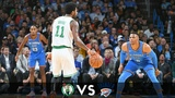 Boston Celtics vs OKC Thunder - Full Game Highlights Oct 25, 2018 NBA 2018-19