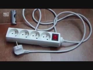 На случай, если отключат электричество 😎⚡
