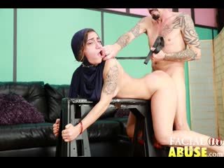Cum kabob [2019, big ass, blowjob, slapping, facefucking, gagging, spitting, puking, deepthroat, facial]