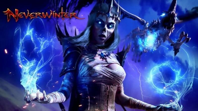 Neverwinter Online MMORPG Я выбрал класс