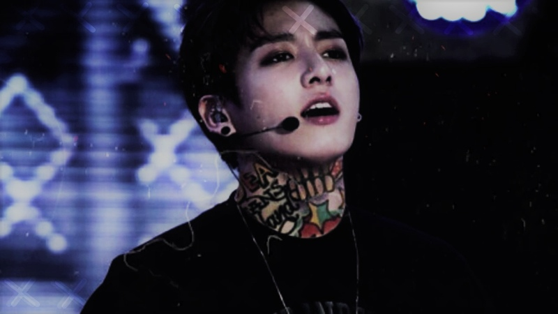 Jungkook!! au [rock group]