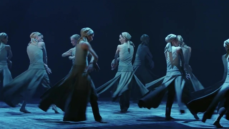 Lest We Forget_ Akram Khans Dust (extract) _ English National Ballet