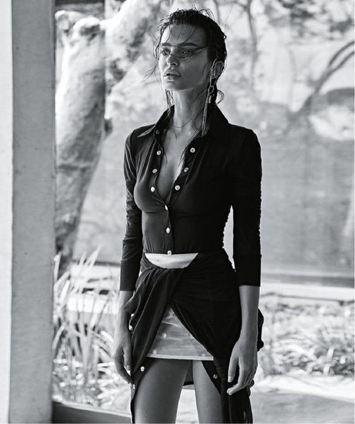 Emily Ratajowsi Vogue Australia, January 2019