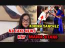 "Korina Sanchez - Roxas ABS-CBN News Ano ang pakiramdam na ma FAKE NEWS kayo ni Mader Sitang Sabi nga nila.. ""ANG BASURANG FAKE"