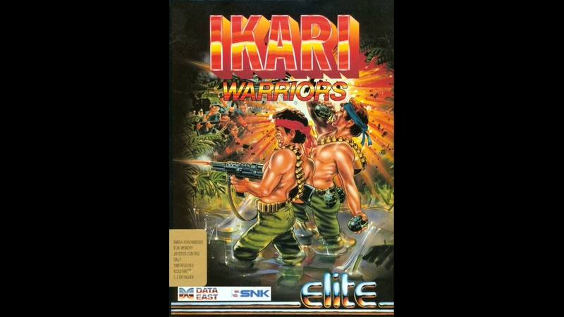 Old School {Amiga} Ikari Warriors ! FULL OST SOUNDTRACK